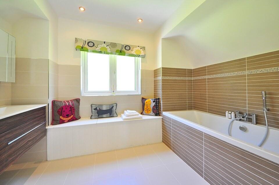 Wyposażenie łazienki dobrane do jej stylu