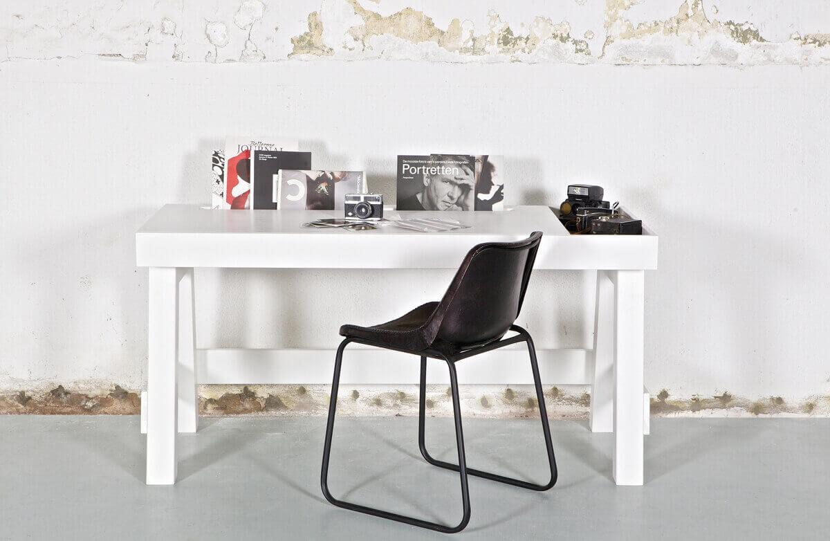 Czym charakteryzuje się biurko skandynawskie?