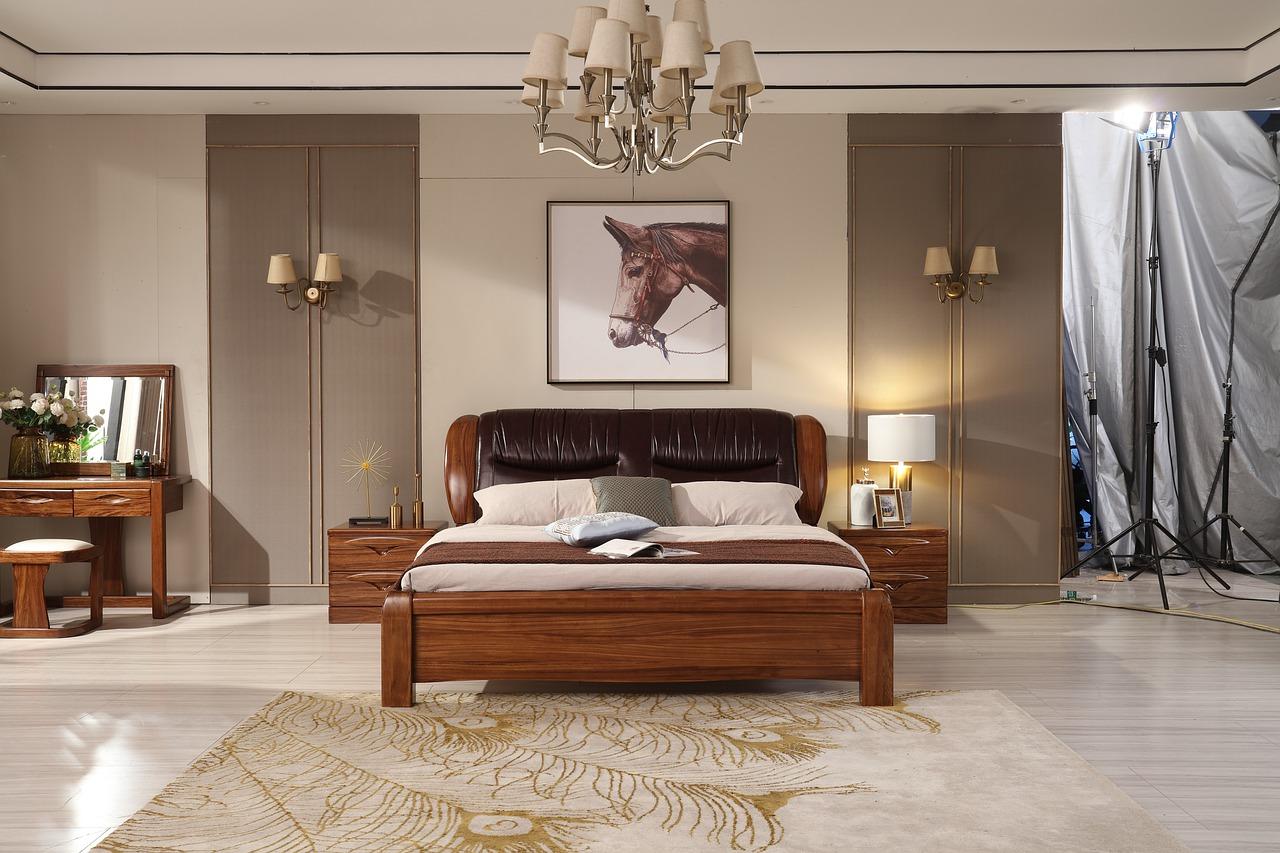 Łóżko dla pary. Standardowe, a może kontynentalne?
