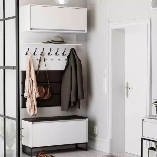 O czym należy pamiętać, gdy urządza się garderobę?
